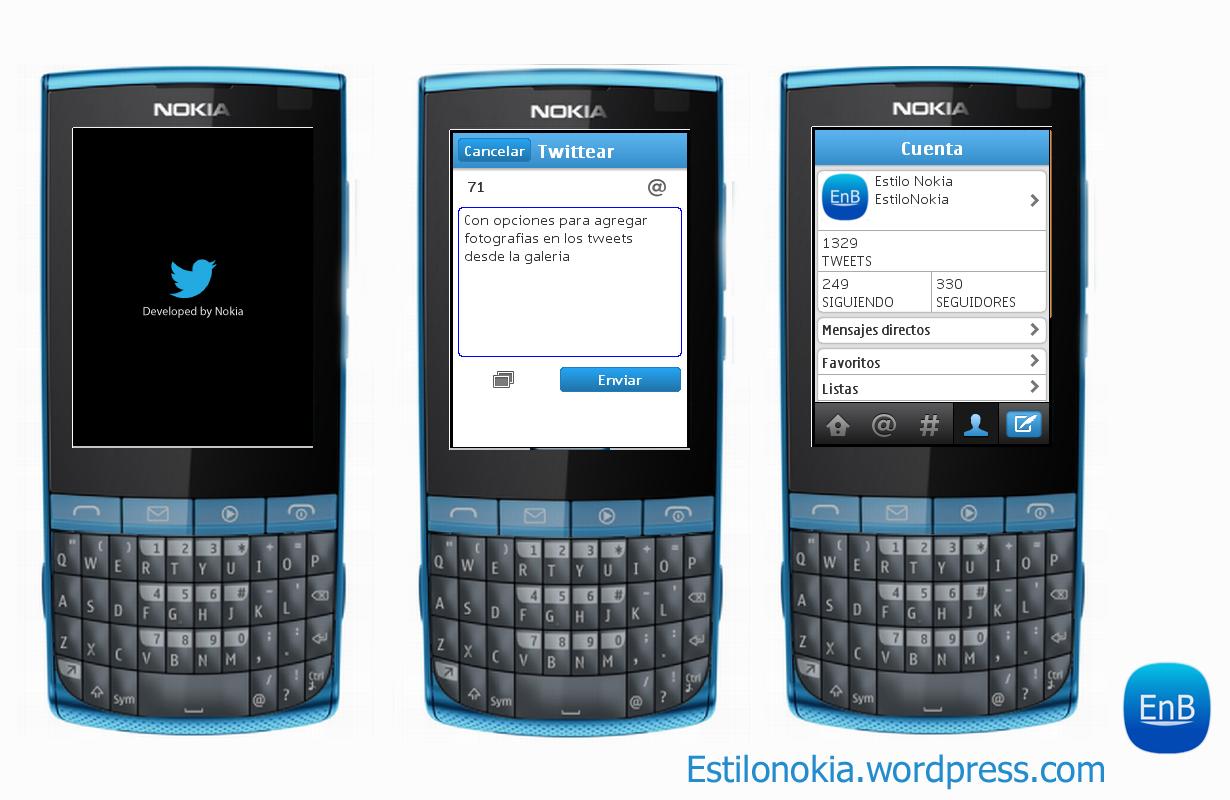 Tema Nokia X2 01