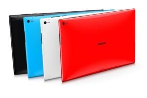 Lumia 2520 colores